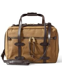 Filson - Pullman Bag Small Tan - Lyst