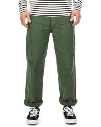 Orslow - Us Army Fatigue Pants Green - Lyst