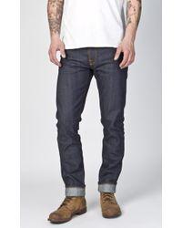 Nudie Jeans - Nudie Jeans Thin Finn Dry Selvage Comfort 12.5oz - Lyst
