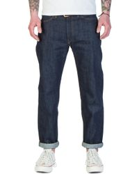 Levi's - Rail Straight Jeans Raw Selvage - Lyst