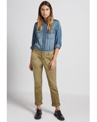 Current/Elliott - The Buddy Trouser - Lyst