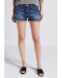 Current/Elliott - The Boyfriend Short - Lyst