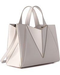 Cushnie et Ochs - Off White Large James Satchel - Lyst