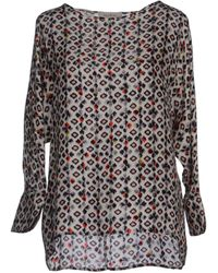 Paul & Joe Blouse - Lyst