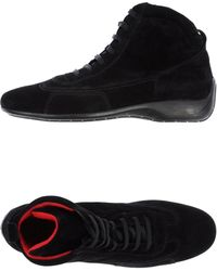 Sabelt - Hightops Trainers - Lyst