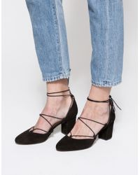 Need Supply Co. - Hatter In Black Suede - Lyst