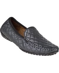 Robert Zur Quana Loafer Pewter Leather - Lyst