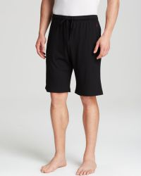 Ralph Lauren Supreme Comfort Sleep Shorts - Lyst