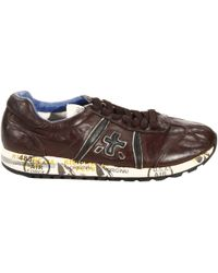 Premiata Lucy Sneakers Leather - Lyst