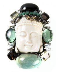 Iradj Moini - Buddha Brooch - Lyst