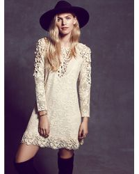 Free People Fp One Gemma Dress - Lyst
