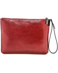 Time's Arrow Ishi Small Wristlet Cherry - Lyst