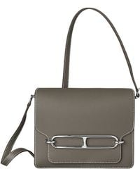 replica hermes kelly bag - Herm��s Soie Cool in Gray (lead grey/lead grey) | Lyst