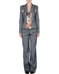 John Galliano Womens Suit - Lyst