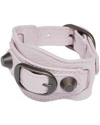 Balenciaga Classic Bracelet - Lyst