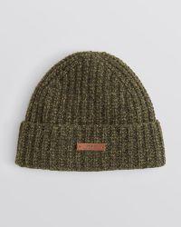 Ralph Lauren Polo Ragg Wool Cuff Beanie - Lyst