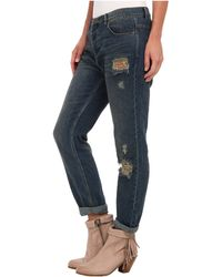 Free People B Boyfriend Jean - Lyst