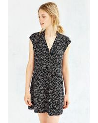 Cope - Feminine Button-front Shirt Dress - Lyst