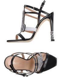 CALVIN KLEIN 205W39NYC - Sandals - Lyst