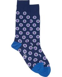Paul Smith Pinkai Socks - Lyst