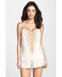 Flora Nikrooz 'Showstopper' Camisole & Shorts Pajamas - Lyst