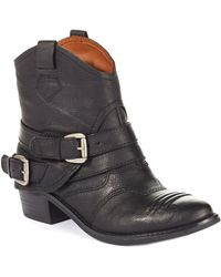 Nine West Welspent Ankle Booties - Lyst