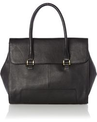 Dickins & Jones Winged Work Handbag - Lyst