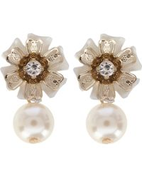 Coast Anakin Pearl Earrings - Lyst