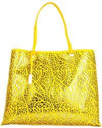 Ivanka Trump - Julia Lasercut Shopper Tote Bag - Lyst