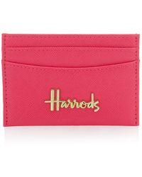 Harrods Novello Card Holder - Lyst