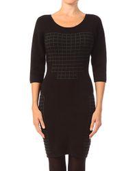 Calvin Klein Bodycon Dress - 965 - Lyst