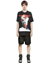 Givenchy Colombian Fit Minotaur Cotton T-shirt - Lyst
