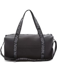 Forever 21 - Run Graphic Duffle Bag - Lyst