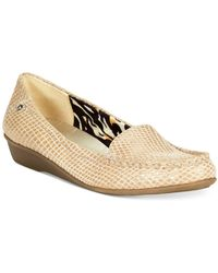 Anne Klein Evolved Driving Mocs - Lyst