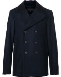 Rag & Bone Vulcan Downing Coat - Lyst