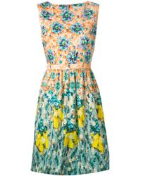 Mary Katrantzou Julianne Dress - Lyst
