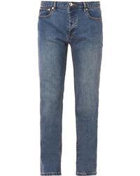 A.P.C. Petite New Standard Skinny Jeans - Lyst