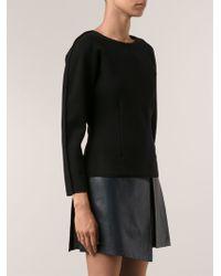 Alexander Wang Boxy Sweater - Lyst