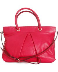Marc By Marc Jacobs Marc Jacobs Leather Handbag - Lyst