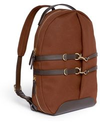 Mismo 'M/S Sprint' Canvas Backpack - Lyst