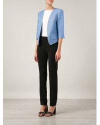 Nellie Partow - Open-Front Jacket - Lyst