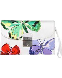 Marc Jacobs White Handbag - Lyst