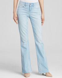 Yummie By Heather Thomson - Flare Leg Jeans In Summer Bliue - Lyst