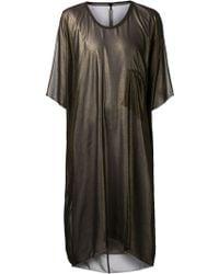 Raquel Allegra Tunic Dress - Lyst