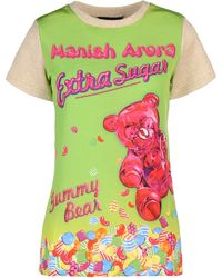 Manish Arora Short Sleeve Tshirt - Lyst