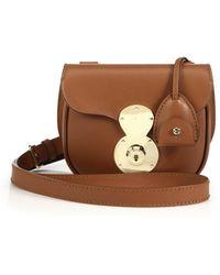 Ralph Lauren Collection Ricky Pocket Crossbody Bag - Lyst