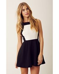 Finders Keepers Dont Look Back Dress - Lyst