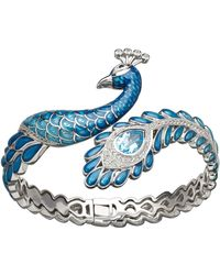Lord & Taylor - Peacock Bracelet - Lyst