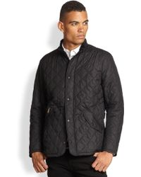 Barbour Chelsea Quilted Sports Jacket - Lyst