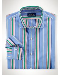 Polo Ralph Lauren Striped Poplin Estate Shirt - Lyst